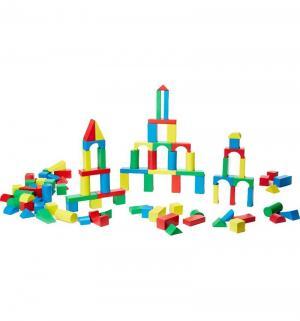 Набор цветных блоков  100 деталей Melissa&Doug