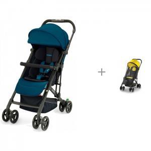 Прогулочная коляска  EasyLife 2 Elite Select с москитной сеткой Moskito Net Recaro