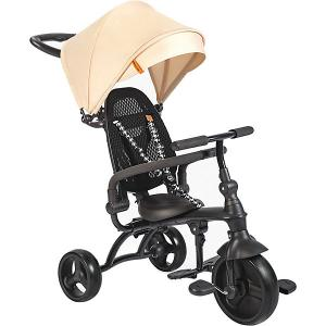 Трёхколёсный велосипед  Mercury Happy Baby. Цвет: белый
