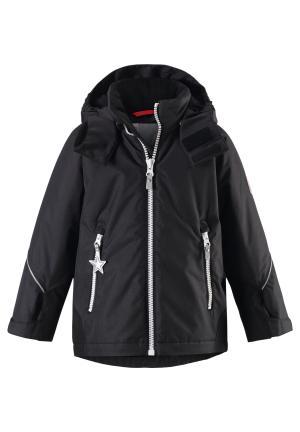 Куртка  Botnia, цвет: черный Reima