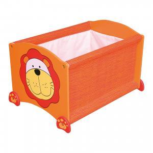 Ящик для хранения Тигр, Im Toy, оранжевый I'm Toy