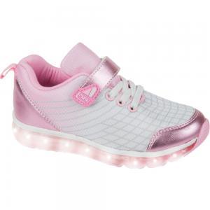 Кроссовки , цвет: розовый/серый Mursu
