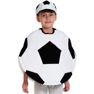 Карнавальный костюм  Футбол Карнавалофф. Цвет: разноцветный