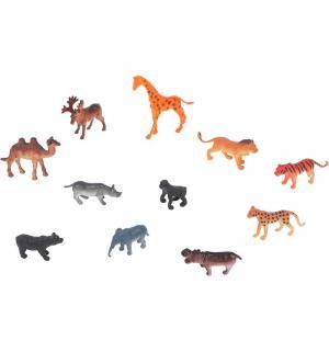 Набор фигурок  Диалоги о животных 12 шт 5 см Играем Вместе