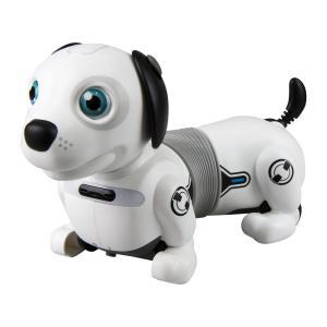 Интерактивная собака  Дэкел Джуниор цвет: серый Silverlit