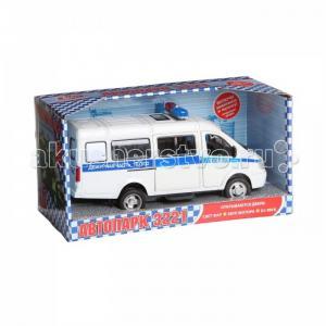 Автопарк инерционная машина полиция Play Smart