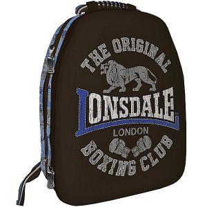 Рюкзак  Lonsdale Академия групп. Цвет: черный