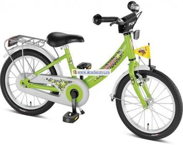 Велосипед двухколесный  ZL 18-1 Alu Puky