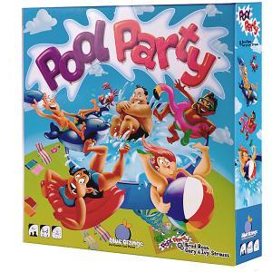 Настольная игра  Веселье у бассейна Blue Orange