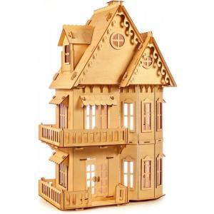 Кукольный домик сборный КД-1 Теремок