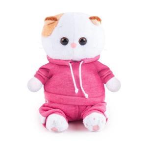 Мягкая игрушка  Кошечка Ли-Ли Baby в спортивном костюме 20 см Budi Basa