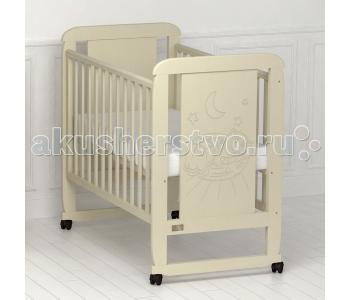 Детская кроватка Kitelli Micio качалка (Kito)