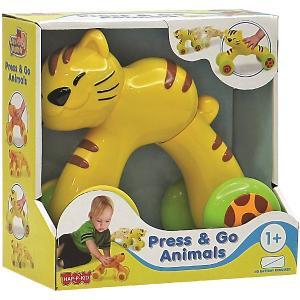 Котёнок , серия Нажми и поедет HAP-P-KID