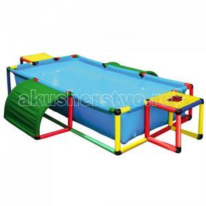 Бассейн  Pool XXL Quadro