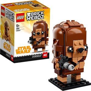 Сборная фигурка  BrickHeadz 41609: Чубакка LEGO