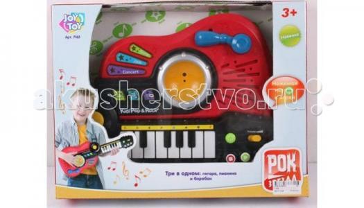 Музыкальная игрушка  3 в 1 Р41402 Play Smart