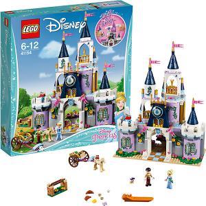 Конструктор  Disney Princess 41154: Волшебный замок Золушки LEGO