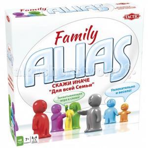 Настольная игра Скажи иначе для всей семьи 2 Tactic Games