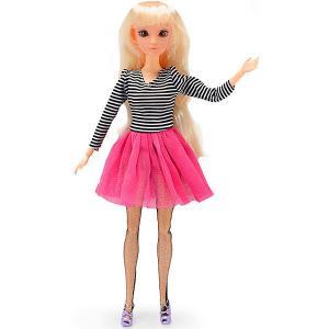 Шарнирная кукла  Яркие акценты, 28,5 см Emily