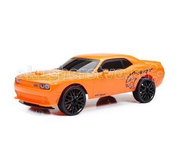 Машина р/у Challenger Hellcat New Bright