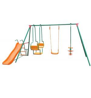 Детский комплекс с горкой  MSGL-01 DFC
