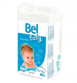Ватные подушечки Bel Baby Pads , 60 шт Paul Hartmann