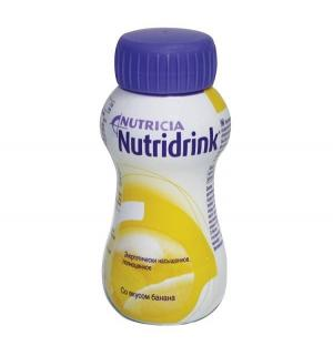 Молочная смесь  для энтерального питания банан №1 с 3 лет, 200 г, 1 шт Nutridrink