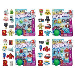 Игровой набор  Ботботс Swag Stylers, 8 трансформеров Transformers