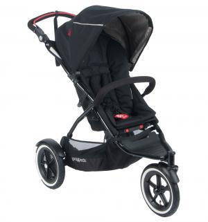 Прогулочная коляска  Sport, цвет: Black Phil and Teds