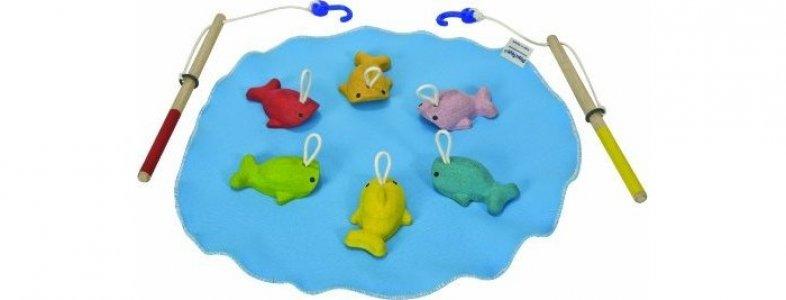 Деревянная игрушка  Рыбалка 5629 Plan Toys