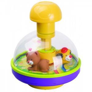 Развивающая игрушка  Волчок с веселыми зверятами Red Box