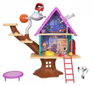 Игровой набор 101 Dalmatians Домик на дереве Mattel