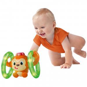 Развивающая игрушка «Обезьянка на кольцах», Bright Starts Kids II