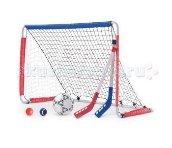 Ворота для футбола и хоккея Step 2