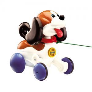 Каталка-игрушка  интерактивный Щенок 3862 Tomy