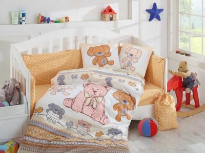 Комплект в кроватку  Tombik 100х150 см (10 предметов) Hobby Home Collection
