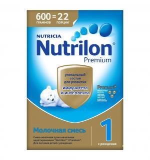 Заменитель молока  Premium 1 0-6 месяцев, 600 г Nutrilon