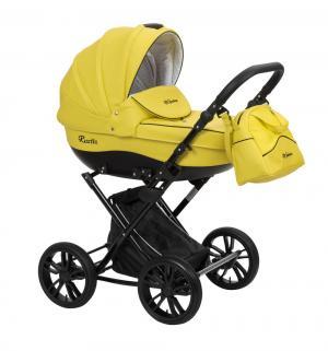 Коляска-люлька для новорожденного  Rustle, цвет: желтый Mr Sandman