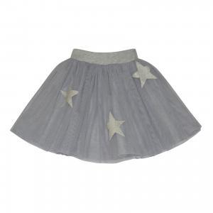 Юбка для девочки Wojcik. Цвет: серый