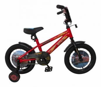 Велосипед двухколесный  14 Тачки