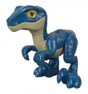 Фигурка  Jurassic World Раптор, синий Imaginext