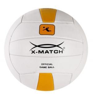 Мяч  двухслойный волейбольный X-Match 22 см