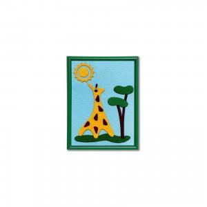 Стигис-аппликация для малышей Жирафик STIGIS