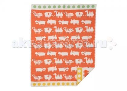 Одеяло  Байковое 70х90 см Klippan