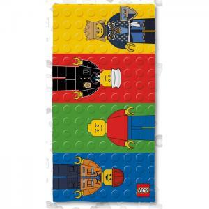 Полотенце Classic Minifigures 70х140 Lego
