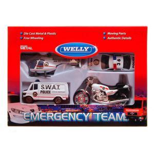 Машинка Welly