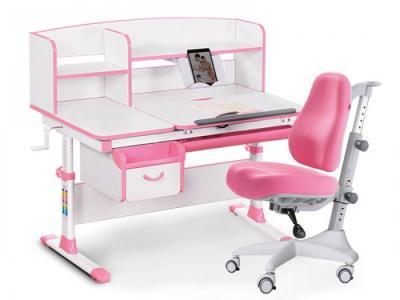 Комплект парта и кресло EVO-50 Y-528 (столешница белая) Mealux