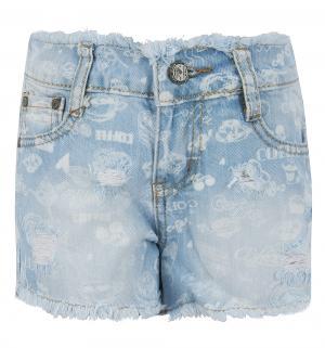 Шорты , цвет: голубой JS Jeans