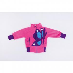Толстовка  Бабочка ЛисФлис. Цвет: розовый