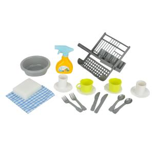 Набор посуды  для кукол (21 предмет) S+S Toys